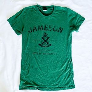 Tops - Jameson L Green Logo Short Sleeve Tee Shirt